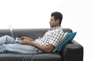 Man Couch PC